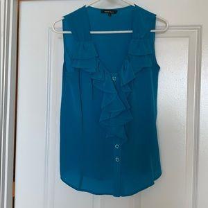 Nanette Lepore silk sleeveless blouse size 0